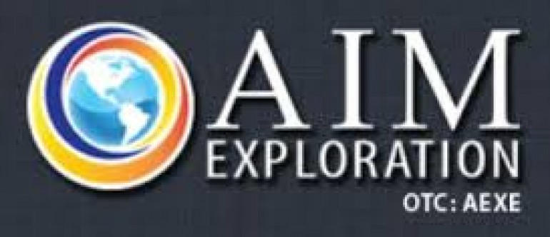 Image result for aim exploration inc