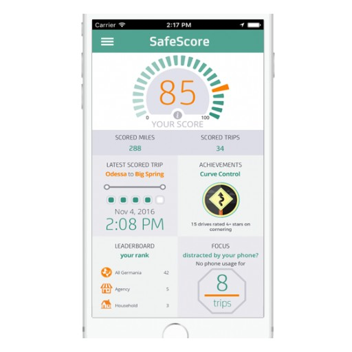Cambridge Mobile Telematics And Germania Insurance Partner To Launch Behavior Based Auto Insurance Solution Pressrelease Com