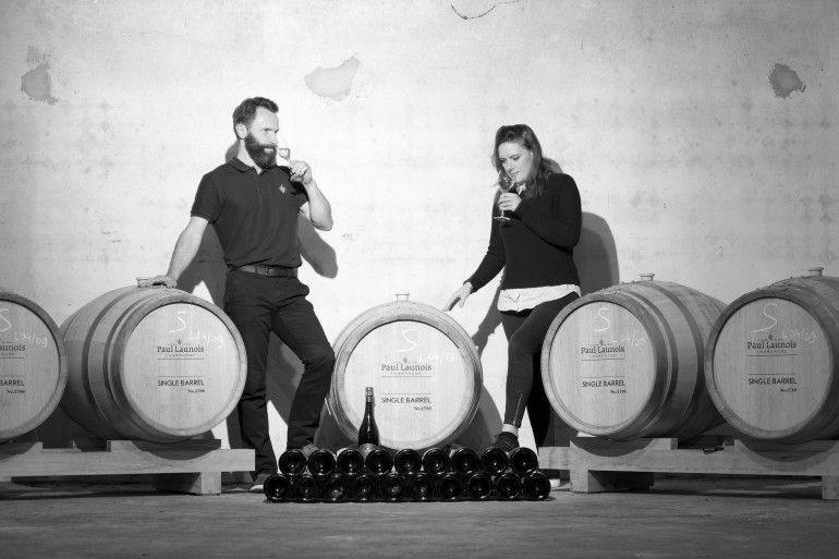 Champagne Paul Launois Hosts First-Ever Private Barrel Auction in June