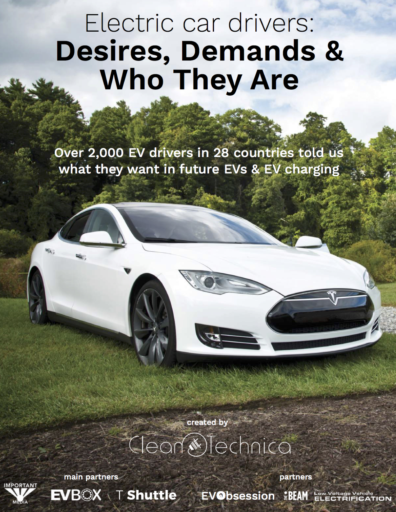 23-50% of Current Electric Car Drivers in USA & Europe Plan to Buy ...