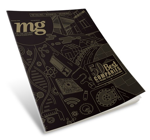 mg Magazine Releases the 2018 List of 50 Best Companies to Work for in Cannabis