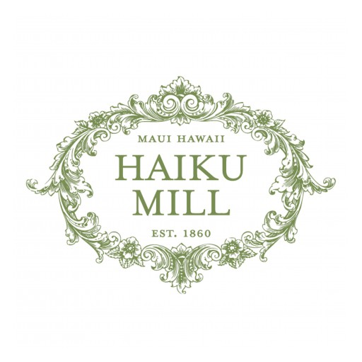 Maui's Haiku Mill Debuts New Wedding Packages