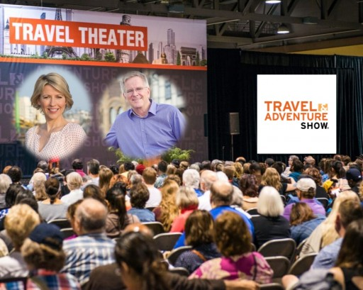 Samantha Brown, Rick Steves to Speak at 2020 Travel & Adventure Shows