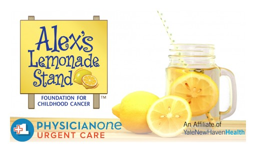 PhysicianOne Urgent Care to Join Alex's Lemonade Stand Foundation to Continue the Fight Against Childhood Cancer