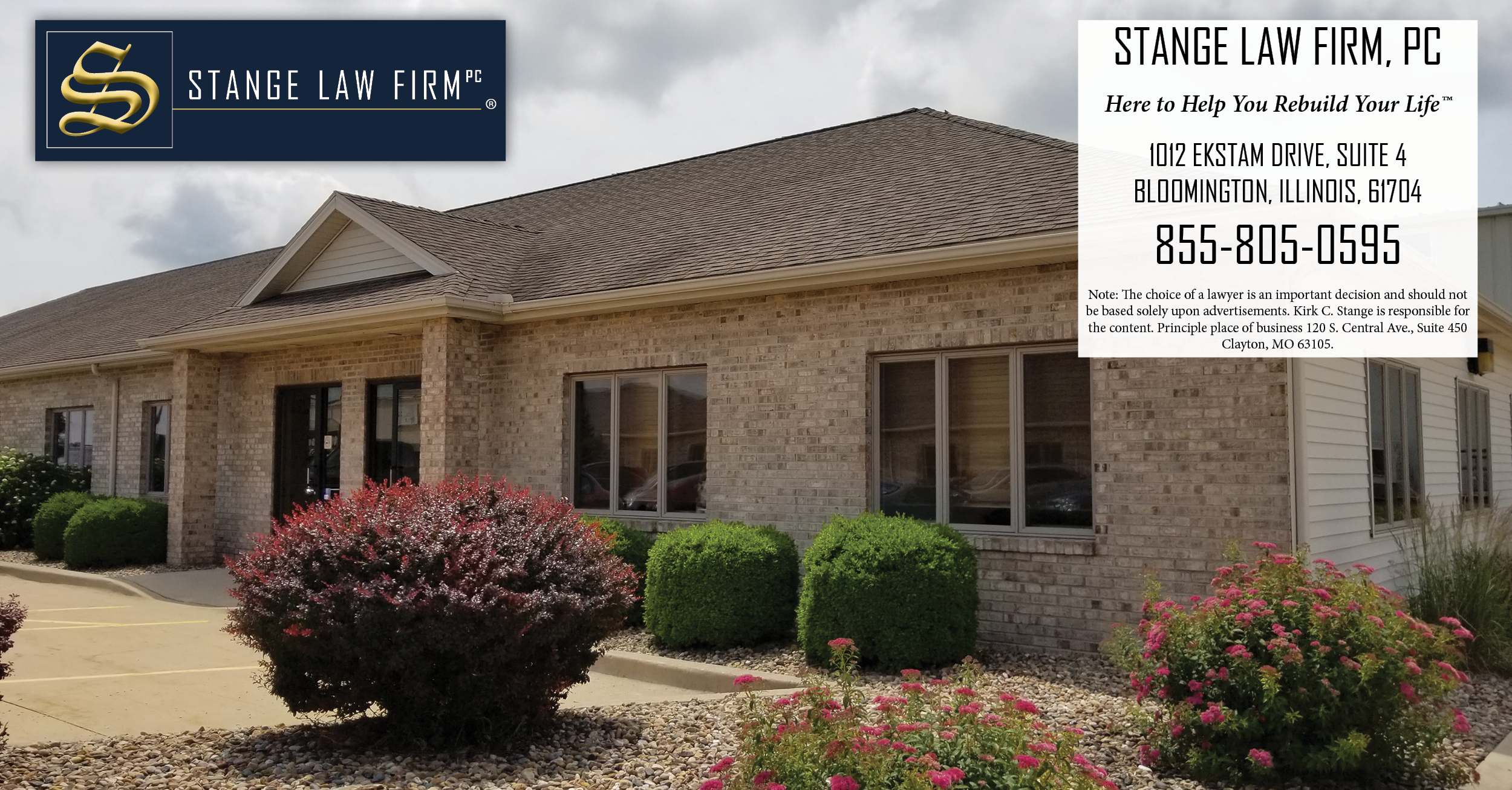 Stange Law Firm, PC Opening Family Law & Divorce Office in