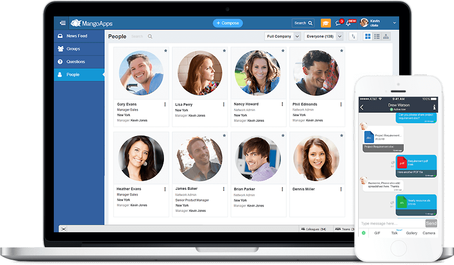 MangoApps Announces Launch of Modern Enterprise HR Platform