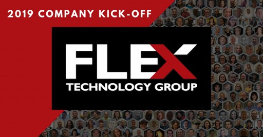 Flex Technology Group Celebrates Accomplishments of 2018 and Sets the Stage for the Oncoming Year