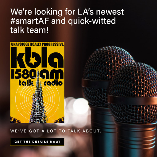KBLA Announces Talent Search for LA's Newest Late Night Talk Show Team