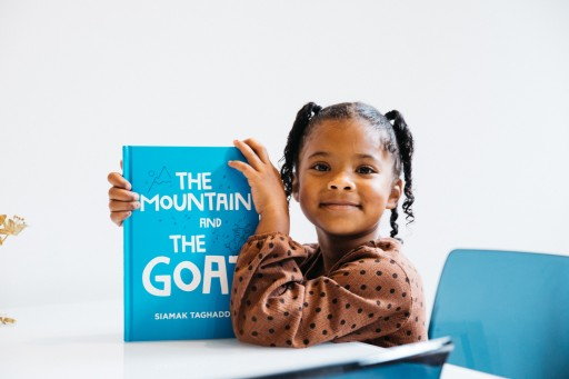 'The Mountain and The Goat' Strives to Inspire a Generation of Resourceful Children