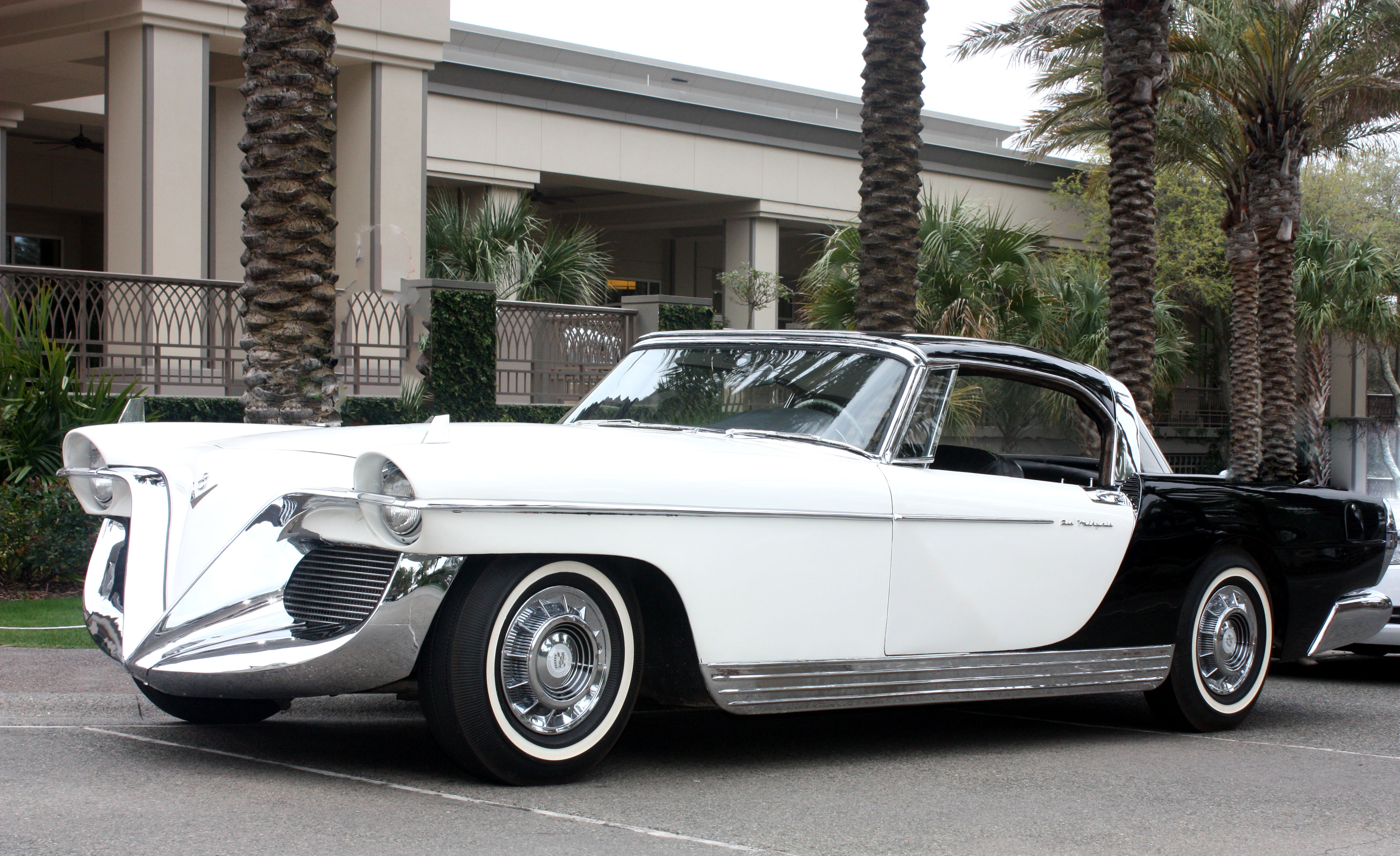 Concept Car 1955 Cadillac Die Valkyrie Offered at Worldwide Auction ...