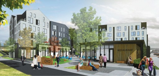 Wood Partners Announces Groundbreaking of Alta Civic Station in Gresham, Oregon