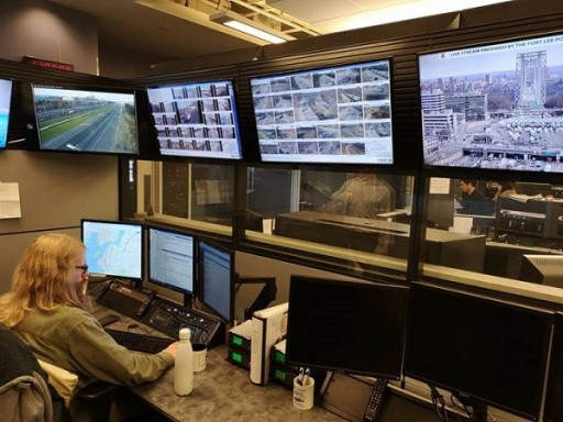 Vizzion Supplies Entercom's Traffic Weather Information Network (TWIN) With Traffic Camera Feeds to Create Traffic and Weather Reports