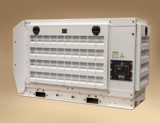 EPS Announces New Tier 4 Final Power Generator for Mobile Medical Trailers