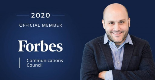 Imaginovation's Co-Founder Michael Georgiou Accepted Into the Exclusive Forbes Communication Council