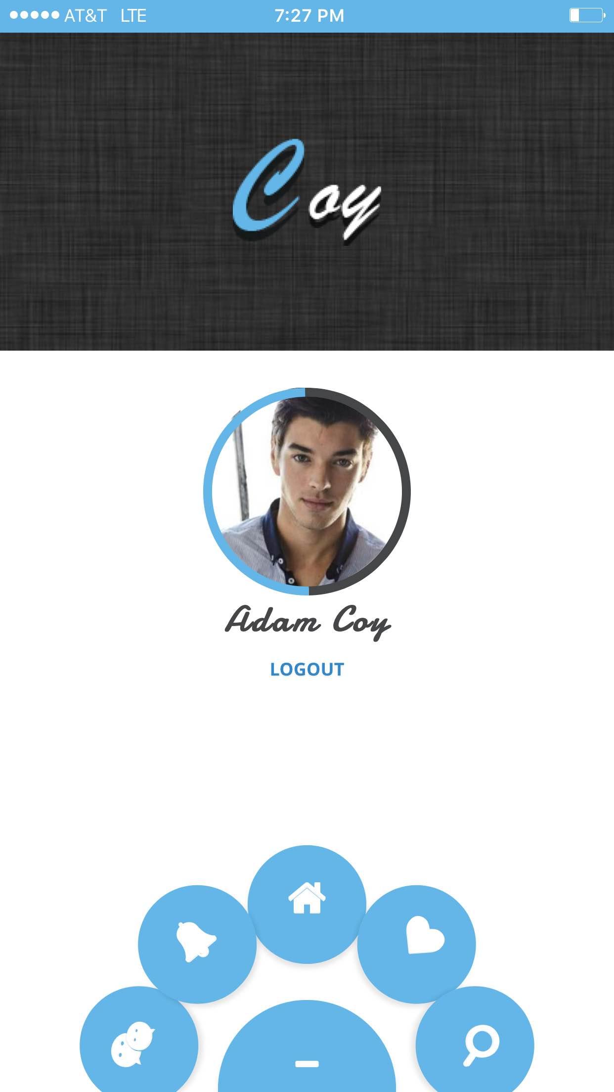 Catfish dating app