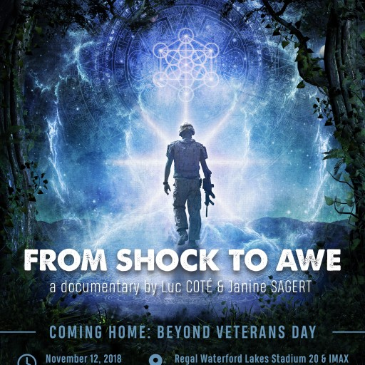 Soul Quest Premiere Award-Winning Film 'From Shock to Awe'