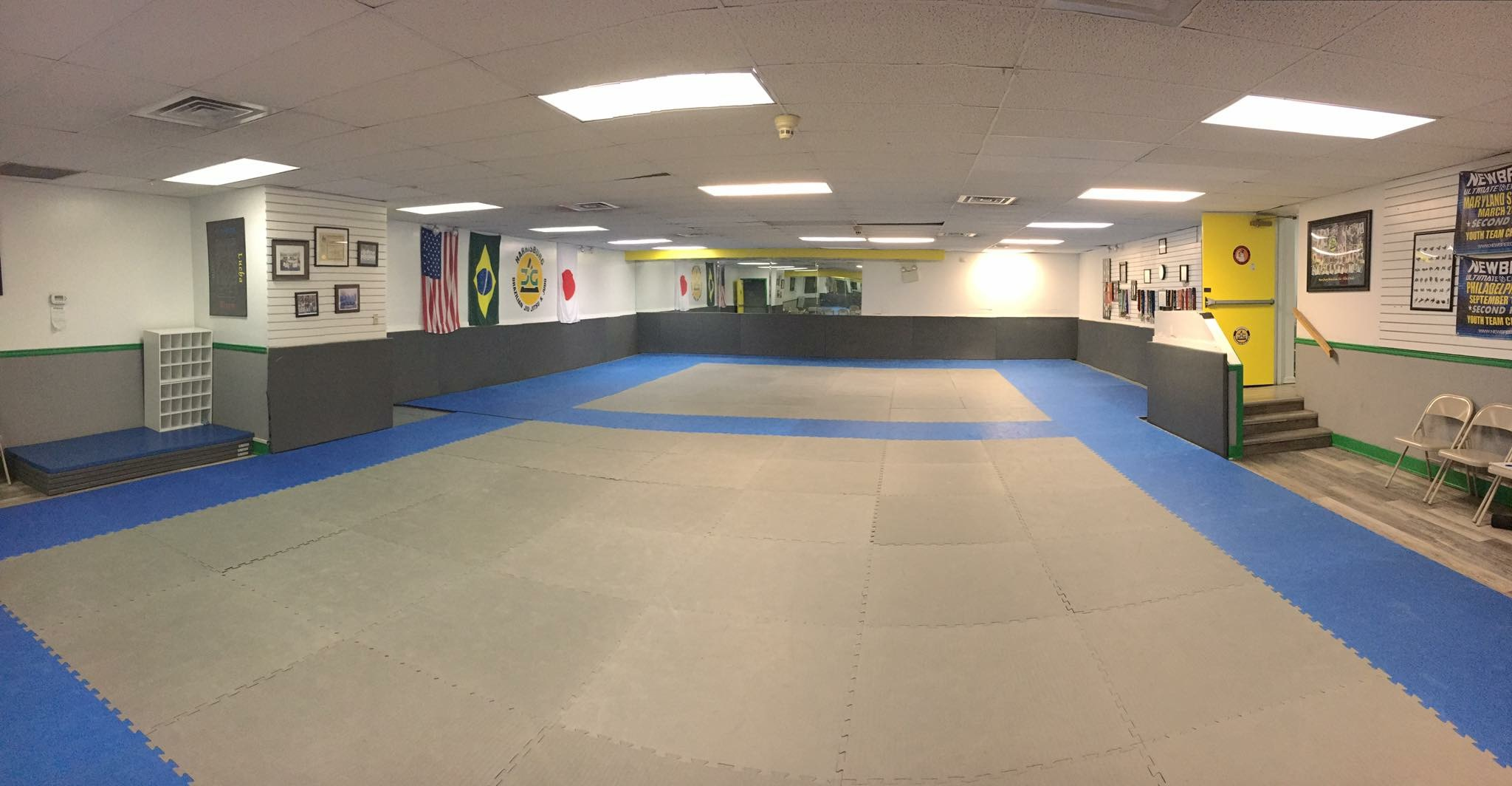 Pennsylvania Jiu Jitsu and Judo Academies Turn to Greatmats