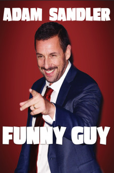 "Watch ""Adam Sandler: Funny Guy"" Now Available"