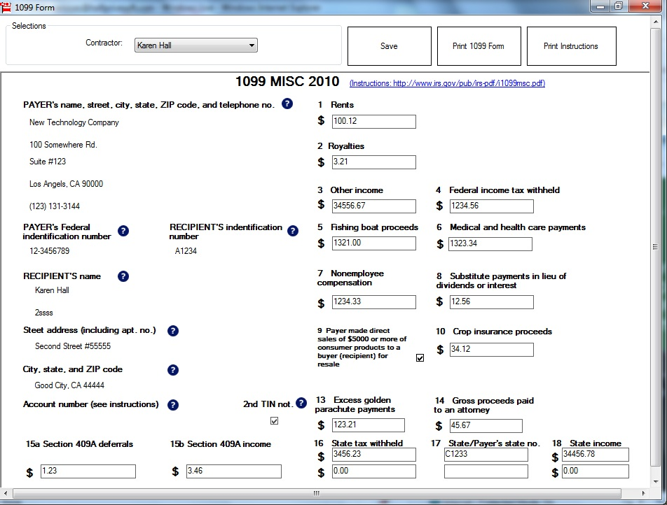 EzW2 Is The Perfect W-2 and 1099 Tax Preparation Software For ...