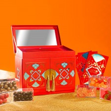 Lady M 2020 Lunar New Year Candy Chest