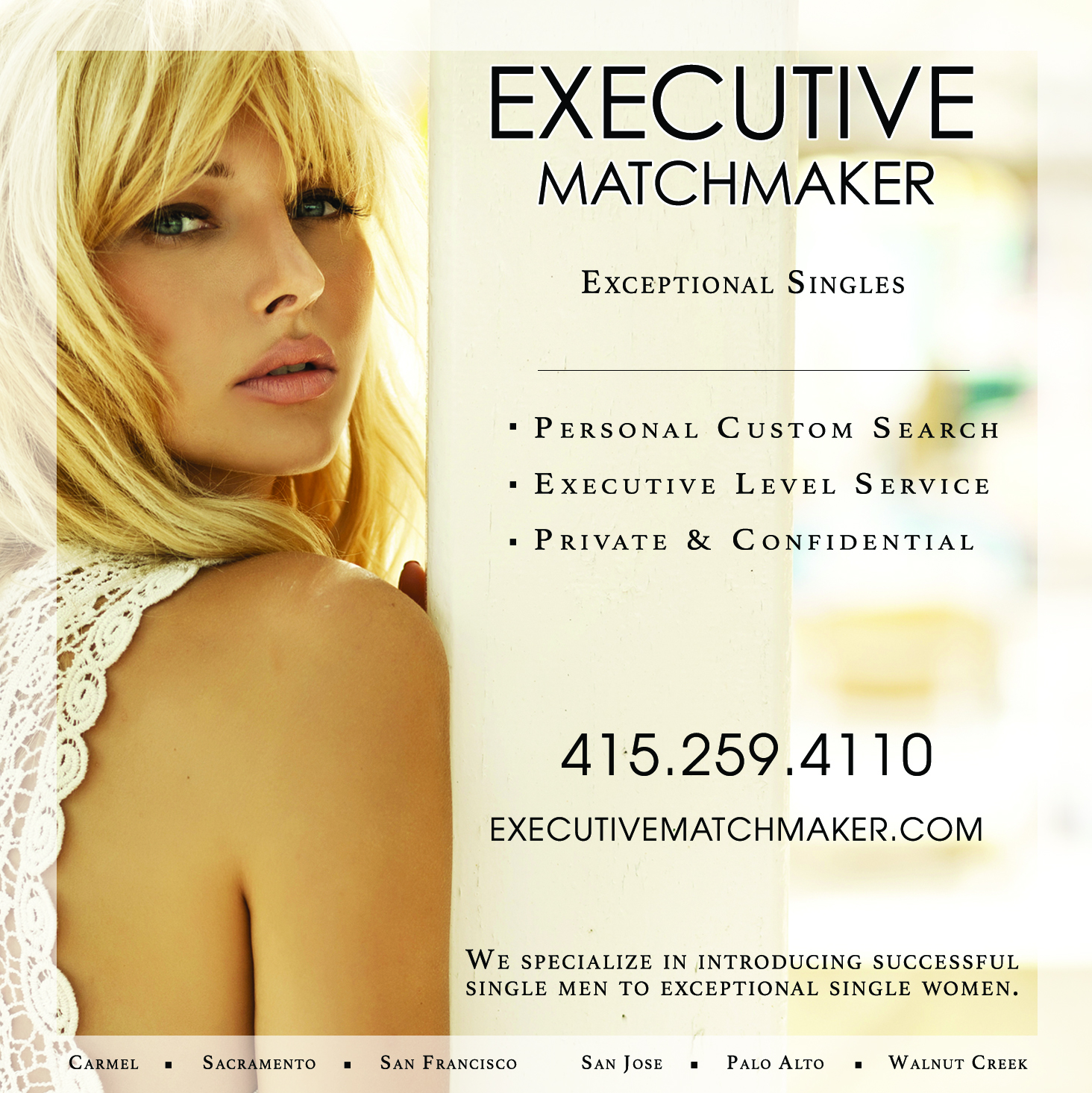 Executive matchmaker san francisco