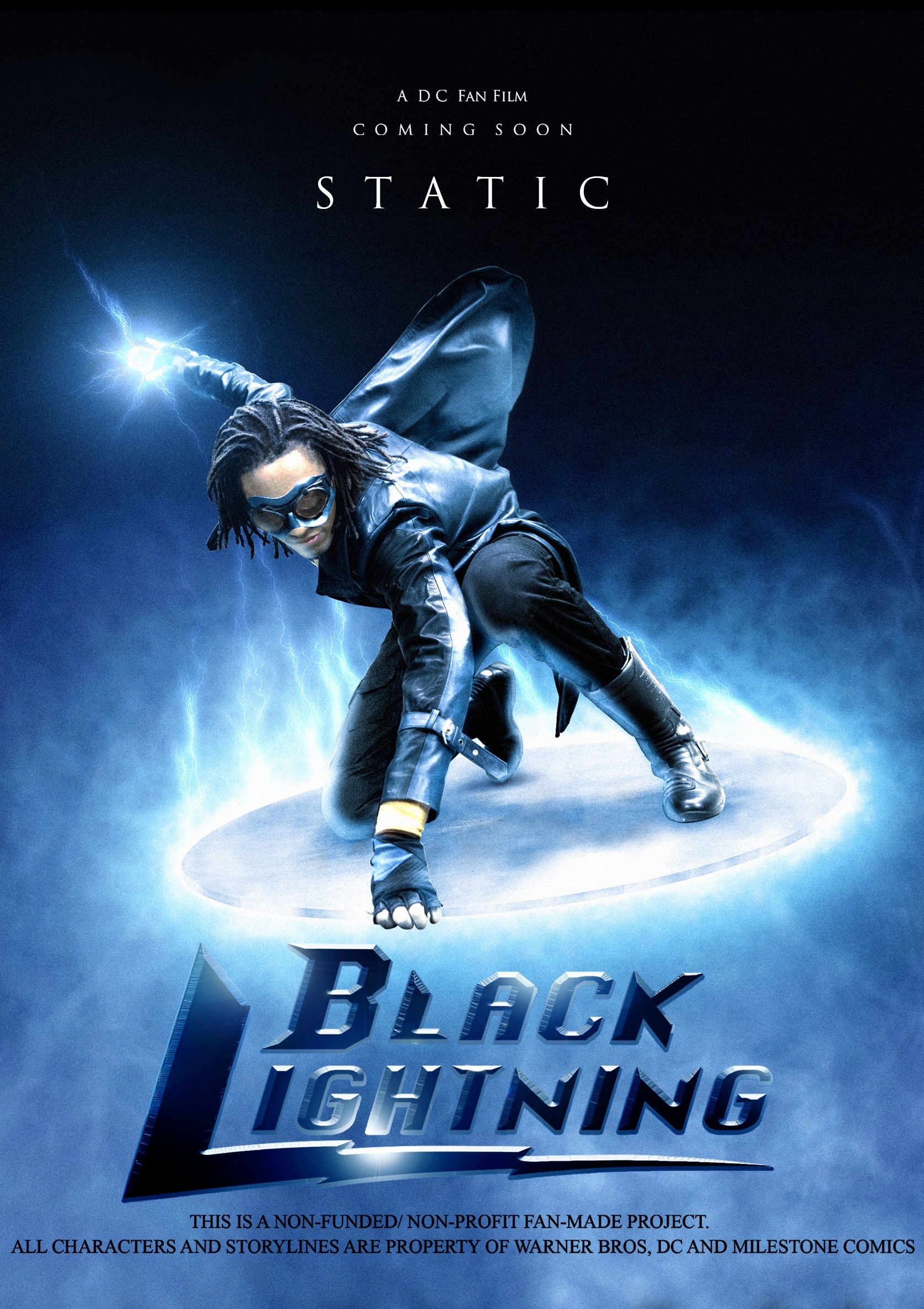 black lightning tobiass revenge fan film part 1 release