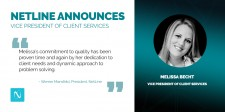 Melissa Becht Appointed to VP Client Services at NetLine