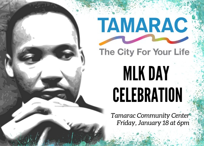 Tamarac's MLK Day Celebration to Feature Musician With a Message From SaulPaul