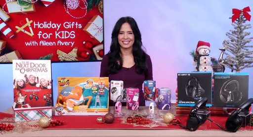 Gift-Giving Historian Aileen Avery Shared With Tips on TV Blog the Top Gifts for Kids
