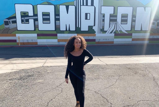 'Kiara Marzella Up and Coming UK Artist Teams With American-Based 'Compton Kidz Club' to Make Dreams Come True'