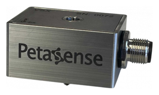 Petasense Launches the First 3-in-1 Industrial Sensor With Vibration, Temperature and Speed