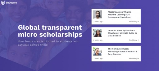 Bringing Transparency to Education Donations With Blockchain-Powered Micro Scholarships