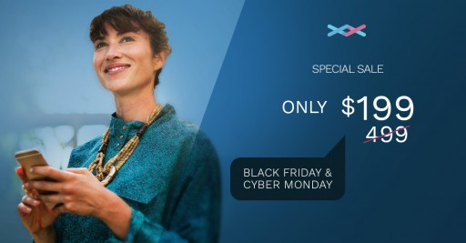 Dante Labs Offers $199 Whole Genome Sequencing Promotion for Black Friday Week
