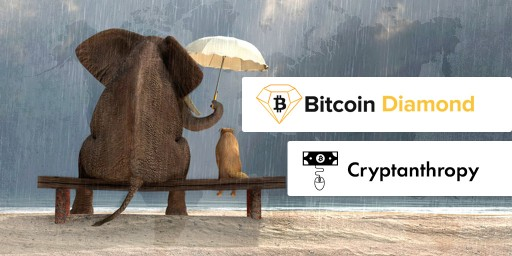 Bitcoin Diamond Can Now Be Used to Fund Random Acts of Kindness With Cryptanthropy
