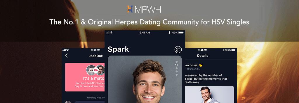 dating sites voor volwassenen met herpes