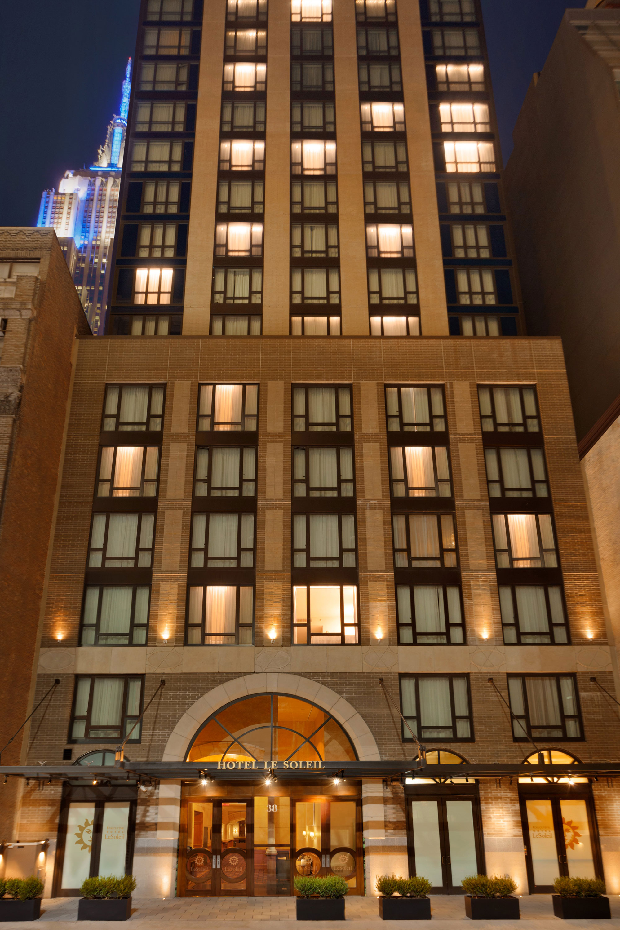 Executive Hotel Le Soleil New York Introduces New