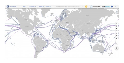 Infrapedia Originals, Future Submarine Cable Networks, the Year 2030
