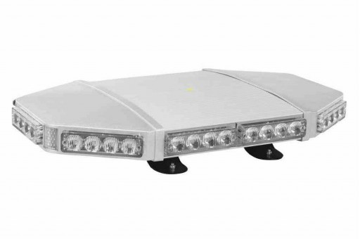 Larson Electronics Releases 40W Rechargeable Wireless Low-Profile LED Strobe Light Bar, 4Hr Runtime
