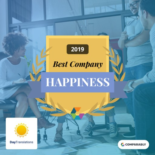 Day Translations' Employees Are Some of the Happiest, According to Comparably