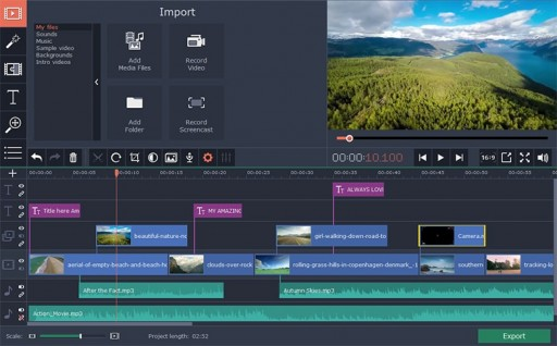 The New Movavi Video Editor 15 Plus to Make Video Creation Even Easier