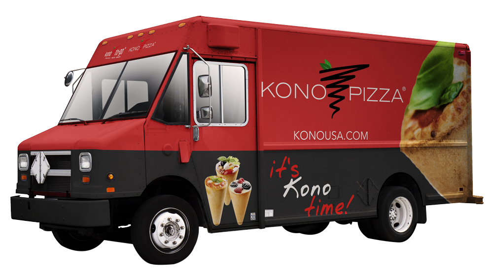 Pizza Food Truck Raleigh