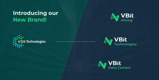 VBit Technologies Unveils New Logo as It Prepares for Its Versatile Crypto Future
