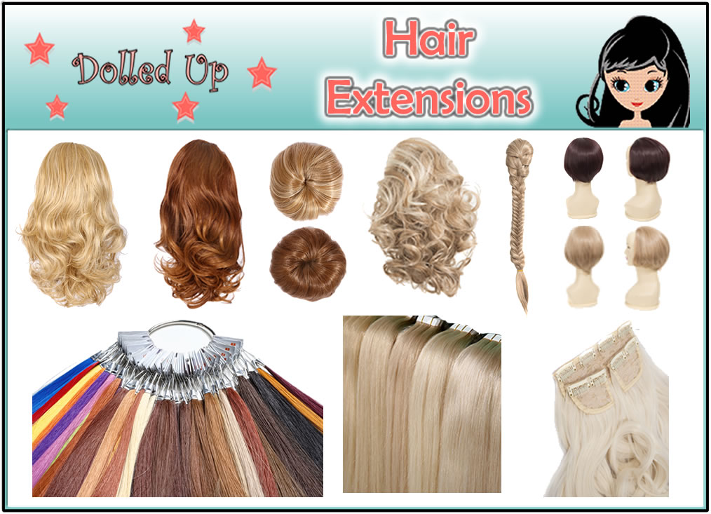 Dolled Up Unveils New Website for Shoppers Wishing to Buy Hair Extensions e9003f029ef6