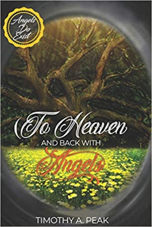 Get Your Copy of Timothy Peak's 'To Heaven and Back With Angels'