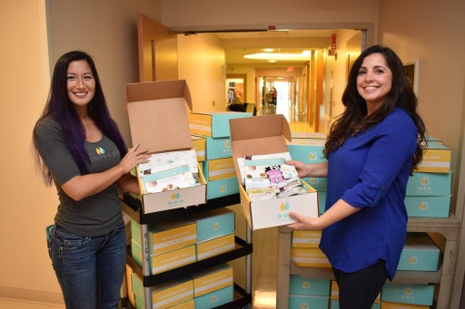 Colson & Joe Donates Breastfeeding Subscription Boxes to St. Joseph's Hospital NICU Mothers
