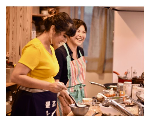 Enjoy Home Cooking With a Local Host in Japan Through airKitchen