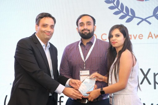 NodeXperts (A Unit of Successive Technologies) Wins the Best IT Team Award for 2020