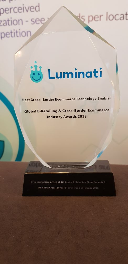 Luminati Proxy Service Wins 2018 Best Cross Border E