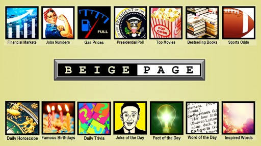 Beige Page is Becoming the 'Go To' Conservative News Source