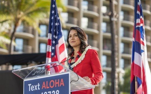 Rep. Tulsi Gabbard Launches 2020 Presidential Campaign in Hawaii